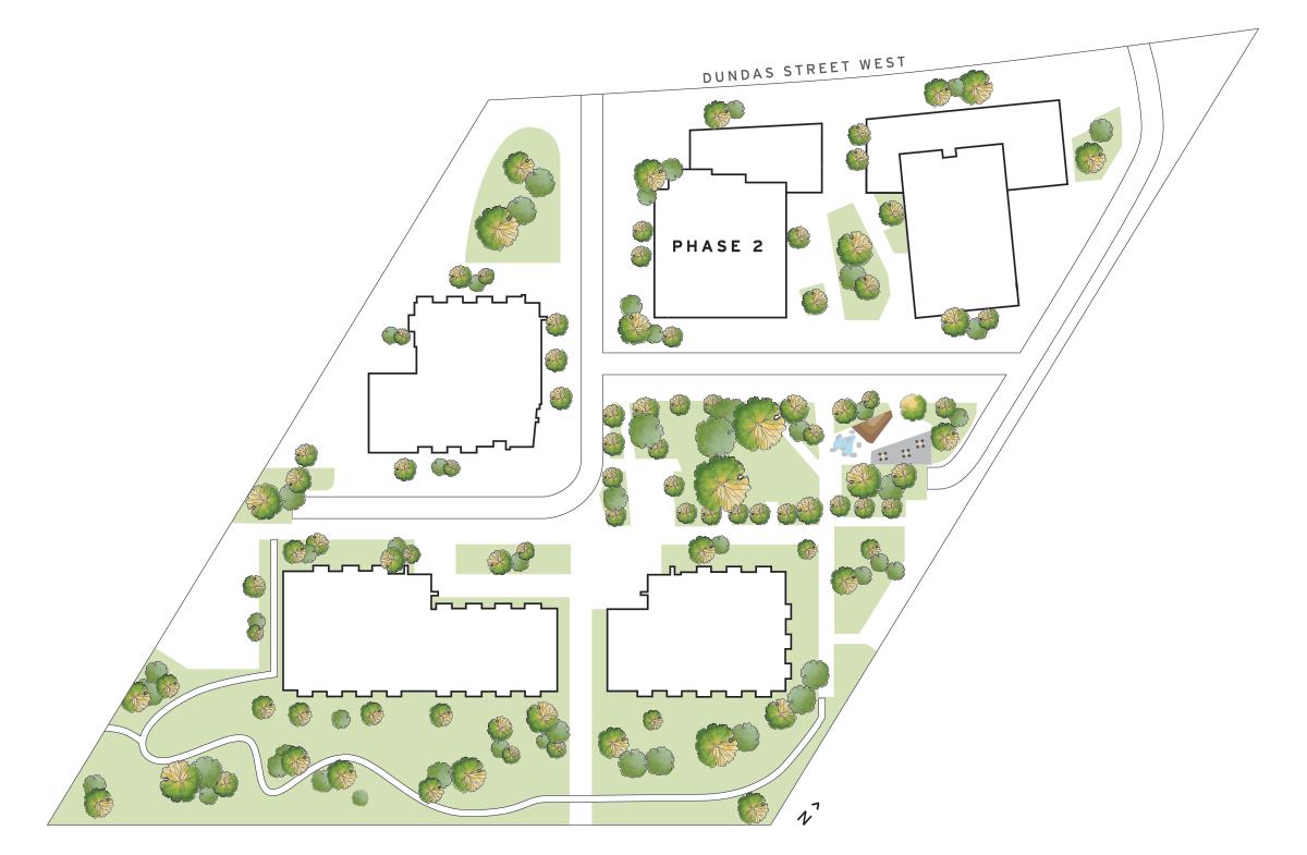 Kip Site Plan